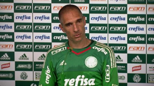 Em disputa com Jaílson, Prass diz que só será titular do Palmeiras se merecer