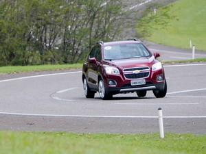 Chevrolet Tracker LTZ (Foto: Flavio Moraes / G1)