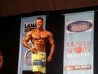 Felipe Franco fica em quinto lugar em competição fitness: 'Devagar e sempre'