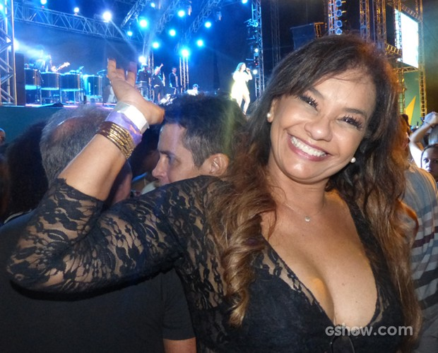 Solange Couto (Foto: SuperStar / TVGlobo)