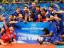 Algoz do Brasil, França passa por cima da Sérvia e leva título da Liga Mundial