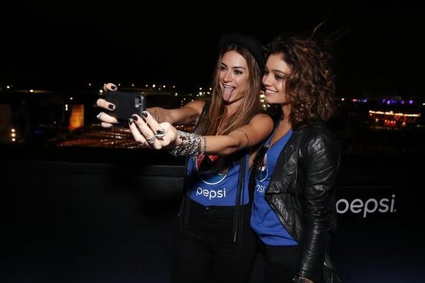 Thaila Ayala e Sophie Charlotte (Foto: Felipe Panfili/Ag.News)