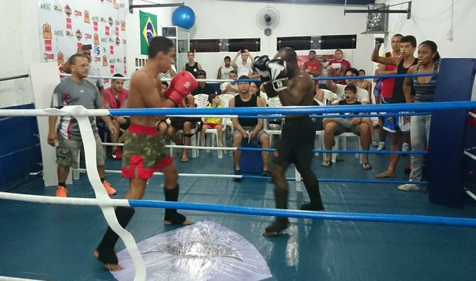 Extreme Fight Combat 3 acontece no dia 9 de agosto, em Vila Velha (Foto: Divulgação/CT Vila Velha Fighter)