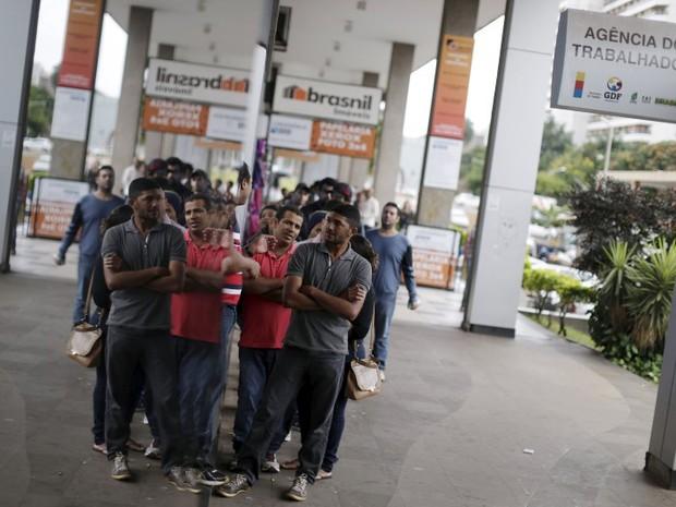 Desemprego no Brasil sobe a 11,8% no tri até agosto com 12 mi de desempregados, mostra Pnad Contínua. (Foto: REUTERS/Ueslei Marcelino)