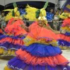 Confira o 1º dia de desfiles do grupo especial (Viviane Machado/ G1)