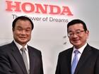 Honda anuncia Takahiro Hachigo como novo presidente e CEO