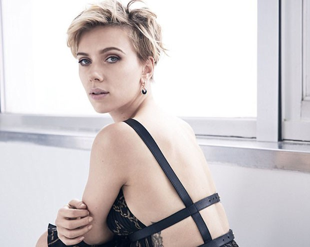 Scarlett Johansson (Foto: Reprodução/Cosmopolitan)
