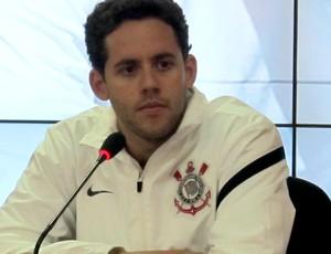 thiago pereira corinthians londres 2012 olimpiadas (Foto: Leandro Canônico / Globoesporte.com)