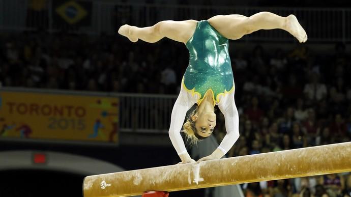 daniele hypolito Pan-Americano (Foto: Geoff Burke/Reuters)
