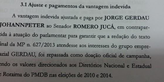 Rasgadinho Romero Jucá 3 (Foto: Época)