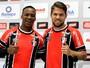 Bruno Farias e Tinga: JEC apresenta dois reforços para restante da Série B