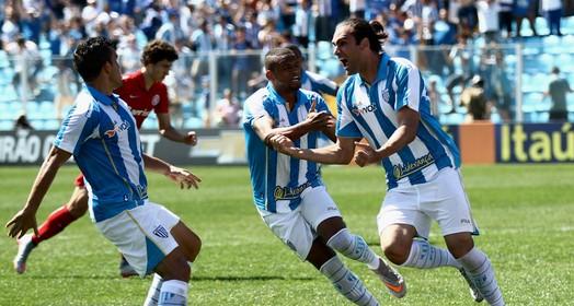 brilho do artilheiro (Jamira Furlani/Avaí FC)