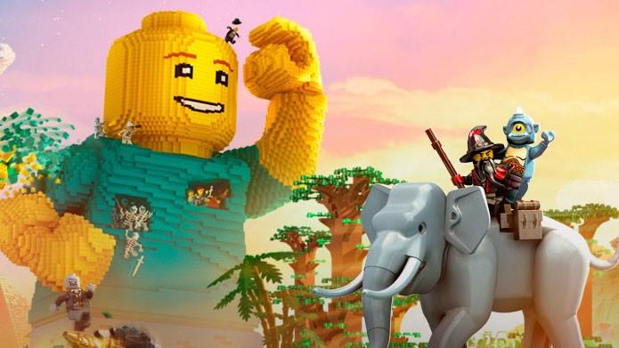 Como criar e baixar conteúdo personalizado para Lego Worlds no PC (Foto: Divulgação/Lego.com)