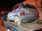 Jovem é preso com carro roubado em Cariacica, no ES