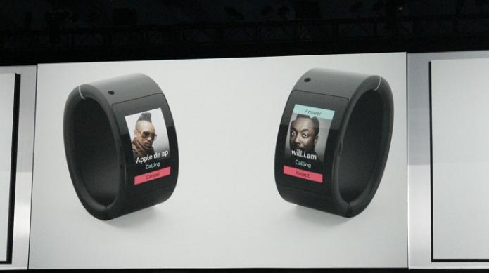 Relógio de Will.i.Am foi apresentado em evento nos EUA (Foto: Reprodução/TNW)