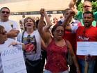 Professores deixam pacificamente Assembleia Legislativa da Bahia