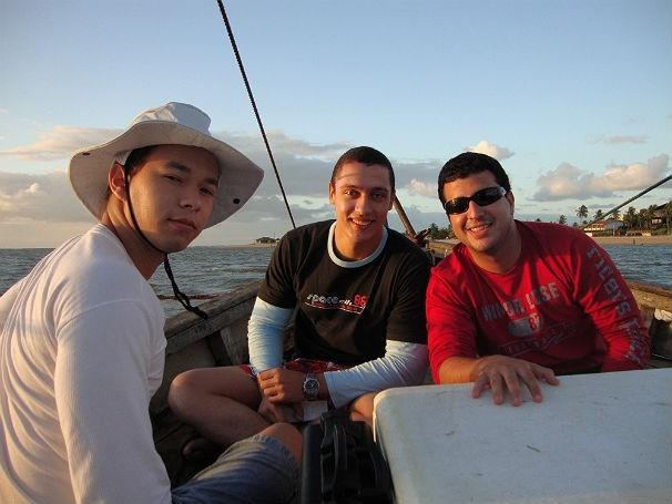 Engenharia de Pesca - Pesquisa de Campo (Foto: Divulgação)