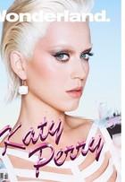 Katy Perry aparece com cabelos e sobrancelhas platinados em revista