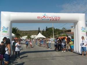 III Biathlon Fast acontece em Arraial do Cabo (Foto: Foto divulgação)