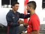 Zé Ricardo acredita que não deve ter Diego no primeiro turno do Brasileiro