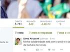 Dilma chama ataques na Bélgica de 'barbárie' e se solidariza às vítimas