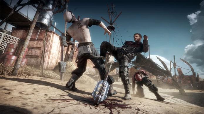 Mad Max na nova geração de consoles (Foto: Divulgação)
