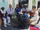 Riachão e Paulinho da Viola abrem carnaval no Pelourinho nesta sexta