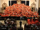 Concerto de Integração reúne 500 vozes em Petrópolis, no RJ