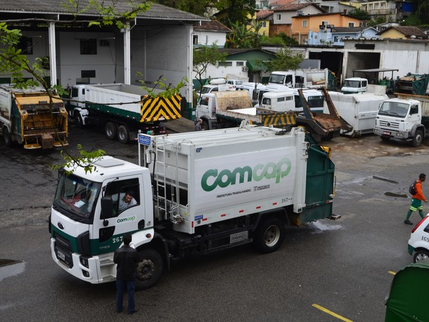 Coleta de lixo deve ser normalizada até sábado (7) (Foto: Comcap/Divulgação)