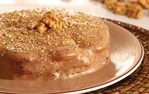 Pavê de nozes: sobremesa é perfeita para a ceia de Natal