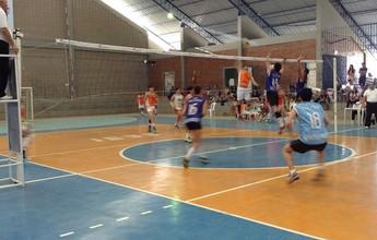Quarta rodada do Campeonato TVAB de Vôlei ocorre neste fim de semana