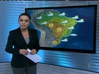 Quinta (15) pode ser chuvosa no litoral de SC e no Sul da Bahia