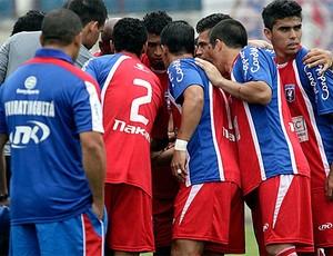 Guaratinguetá união (Foto: Comunicação Guaratinguetá Futebol/ Divulgação)