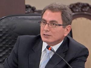 Ex-secretário Pedro Nadaf, que ocupou cargos na Secretaria do Desenvolvimento do Turismo (Sedtur) e Casa Civil (Foto: Reprodução/TVCA)
