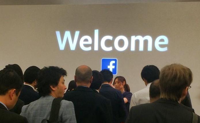 Facebook fará palestra de abertura na Campus Party 8 (Foto: Reprodução/Facebook)