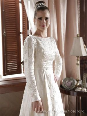 Será que o casamento de Hilda e Décio vai acontecer? (Foto: Fábio Rocha/TV Globo)