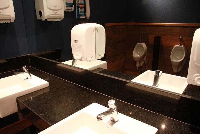 Rede de restaurantes instala torneiras com temporizador e arejador para economizar água