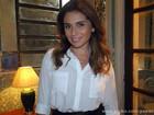 Glamourosa na profissão, Giovanna Antonelli garante: 'Me sinto uma operária'