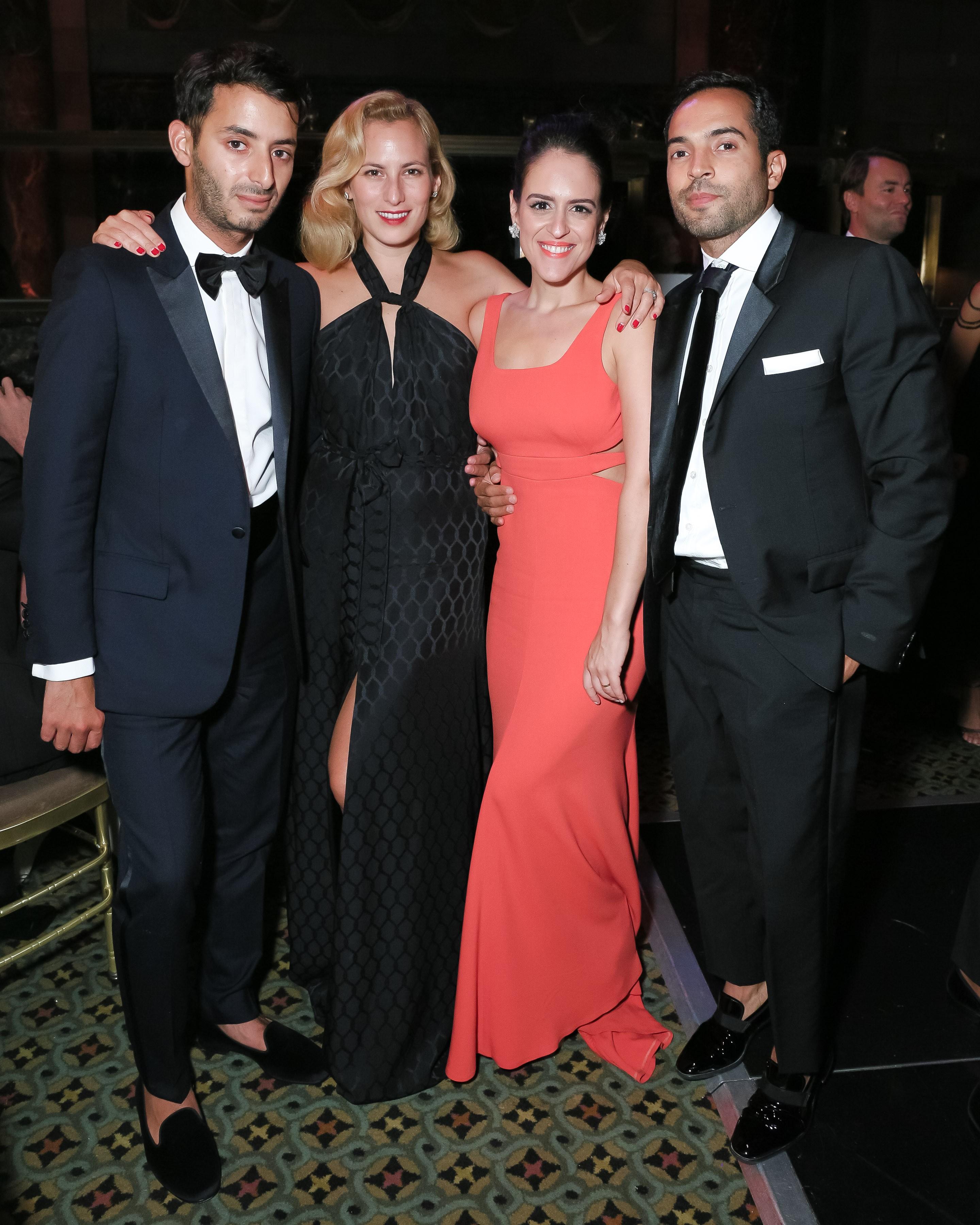 XIII Brazil Foundation Gala em Nova York (Foto: Matteo Prandoni)