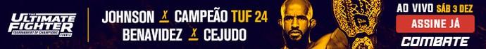 banner header UFC TUF 24 Finale (Foto: Combate)