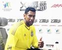 Aranha reconhece erro ao sair do gol e valoriza empate da Ponte na Arena