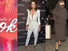 De Pamela Anderson e Alessandra Ambrósio: veja os looks da semana