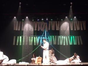 Peça teatral é encenada desde 2011 (Foto: Arquivo/Espetáculo Novo Amapá)