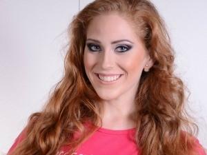Julia Monteiro, finalista do Miss ES 2014 (Foto: Wanderson Lopes/Divulgação)
