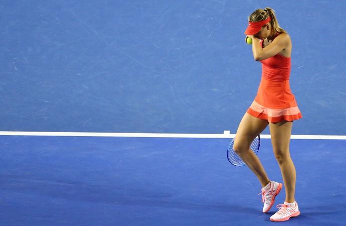 Maria Sharapova AUS Open (Foto: Getty)