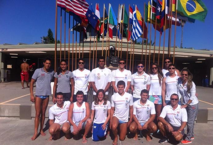 Equipe do Minas, natação, GP de Santa Clara (Foto: Divulgação MTC)