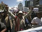 Bolívia aprova lei que suspende obra de rodovia que vai cortar a Amazônia