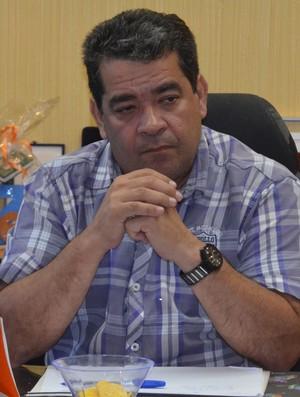 amadeu rodrigues, presidente, fpf (Foto: Edgley Lemos / GloboEsporte.com)