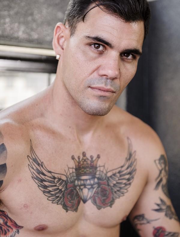 Juliano Cazarré (Foto: Globo / Caiuá Franco)