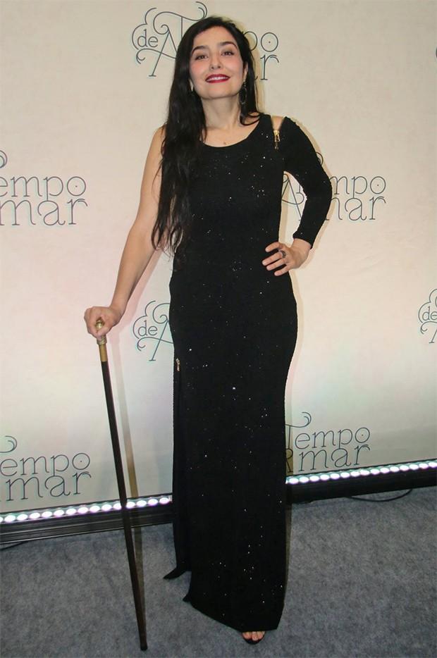 Letícia Sabatella (Foto: Agnews)